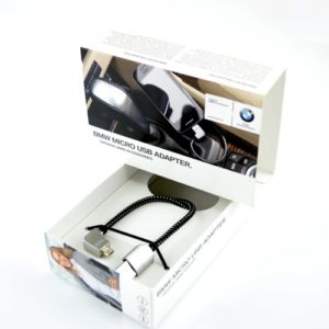 Cablu adaptor BMW pentru micro USB