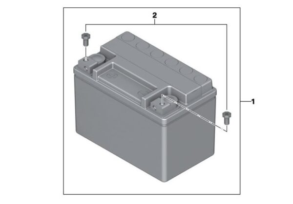 Baterie M litiu-ion