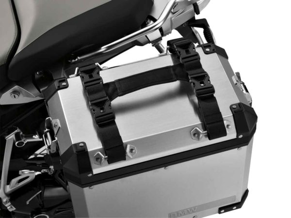 Mâner pentru geantă laterală/topcase de aluminiu